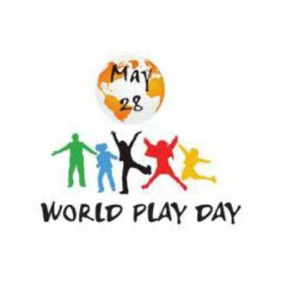 World Play Day: May 28th
